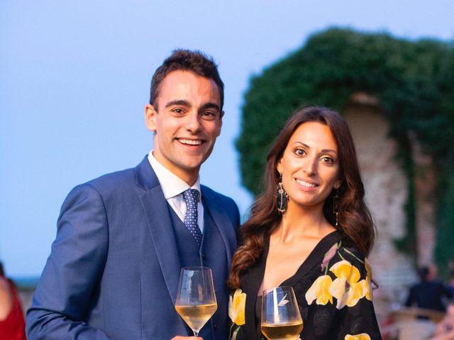 Il matrimonio di Federico e Carlotta a San Sebastiano da Po, Torino 27
