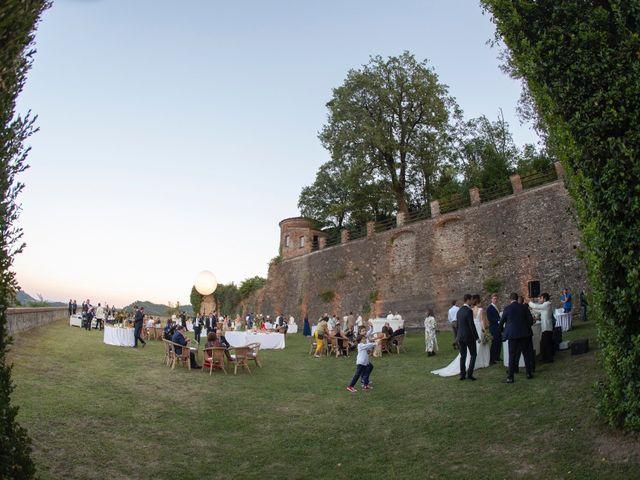 Il matrimonio di Federico e Carlotta a San Sebastiano da Po, Torino 30