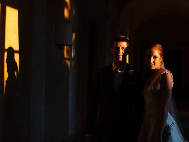Il matrimonio di Federico e Carlotta a San Sebastiano da Po, Torino 35