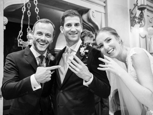 Il matrimonio di Federico e Carlotta a San Sebastiano da Po, Torino 39