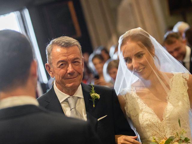 Il matrimonio di Federico e Carlotta a San Sebastiano da Po, Torino 46