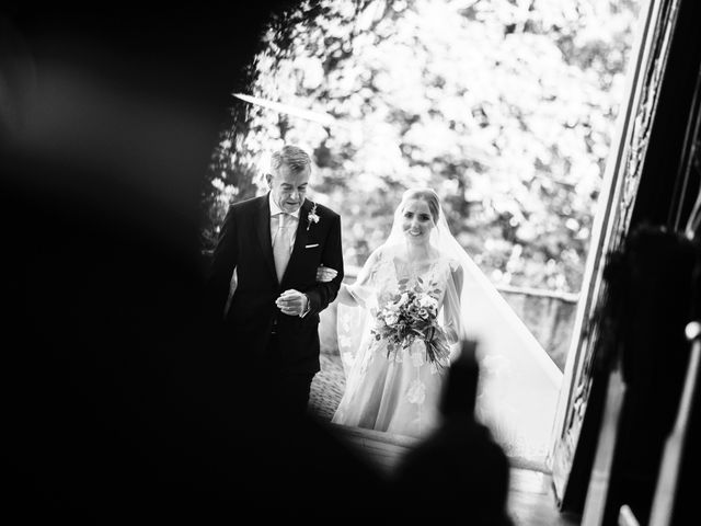 Il matrimonio di Federico e Carlotta a San Sebastiano da Po, Torino 48