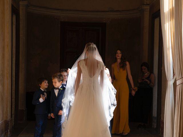 Il matrimonio di Federico e Carlotta a San Sebastiano da Po, Torino 51