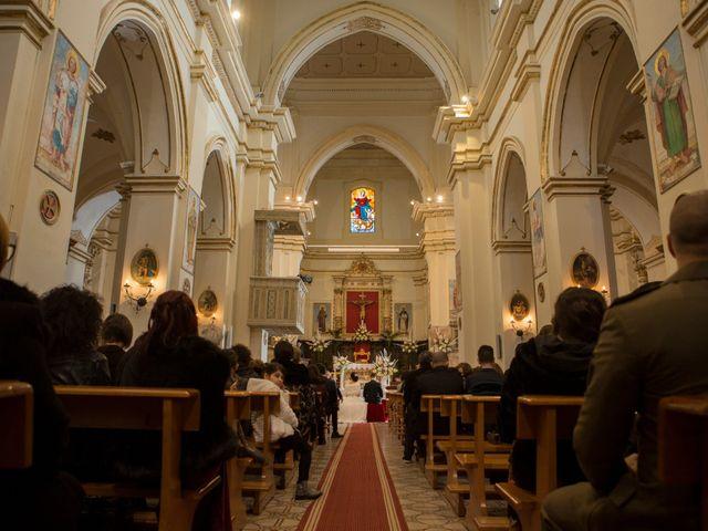Il matrimonio di Andrea e Alessandra a Salice Salentino, Lecce 16