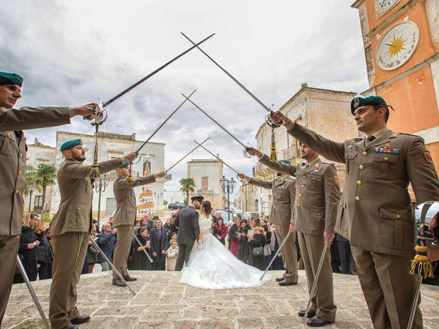 Il matrimonio di Andrea e Alessandra a Salice Salentino, Lecce 24