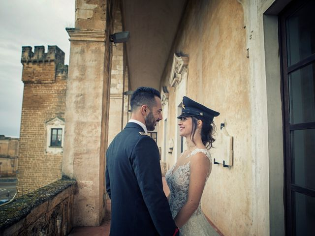 Il matrimonio di Andrea e Alessandra a Salice Salentino, Lecce 32