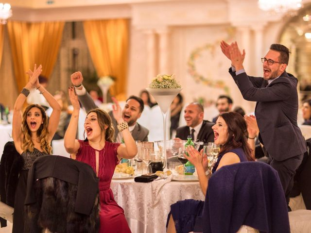 Il matrimonio di Andrea e Alessandra a Salice Salentino, Lecce 33