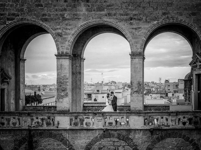 Il matrimonio di Andrea e Alessandra a Salice Salentino, Lecce 2