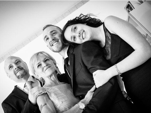 Il matrimonio di Mattia e Valentina a Milano, Milano 16