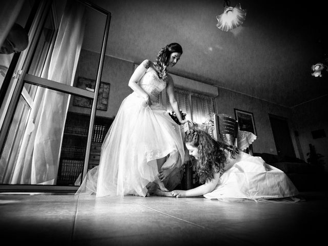 Il matrimonio di Mattia e Valentina a Milano, Milano 32