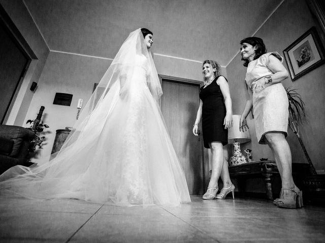 Il matrimonio di Mattia e Valentina a Milano, Milano 39