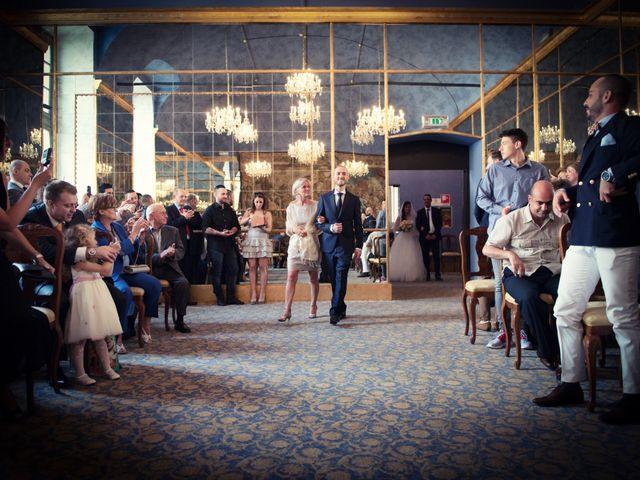 Il matrimonio di Mattia e Valentina a Milano, Milano 40