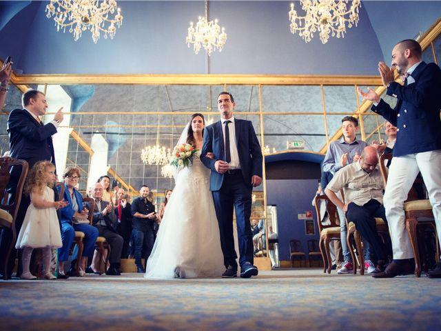 Il matrimonio di Mattia e Valentina a Milano, Milano 42