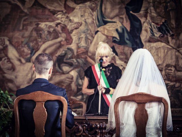 Il matrimonio di Mattia e Valentina a Milano, Milano 43