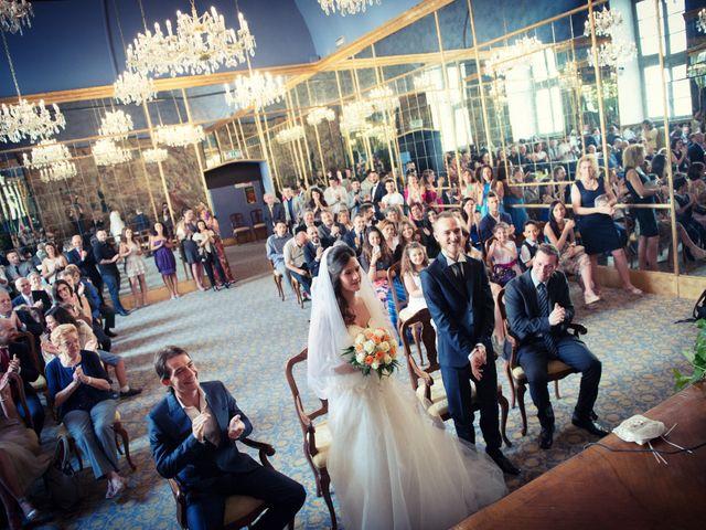 Il matrimonio di Mattia e Valentina a Milano, Milano 44
