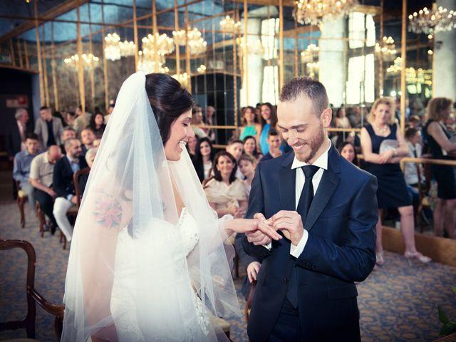Il matrimonio di Mattia e Valentina a Milano, Milano 45
