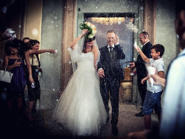 Il matrimonio di Mattia e Valentina a Milano, Milano 48