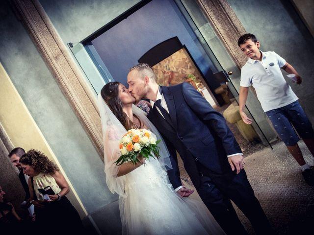 Il matrimonio di Mattia e Valentina a Milano, Milano 49