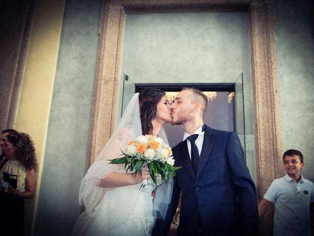 Il matrimonio di Mattia e Valentina a Milano, Milano 50