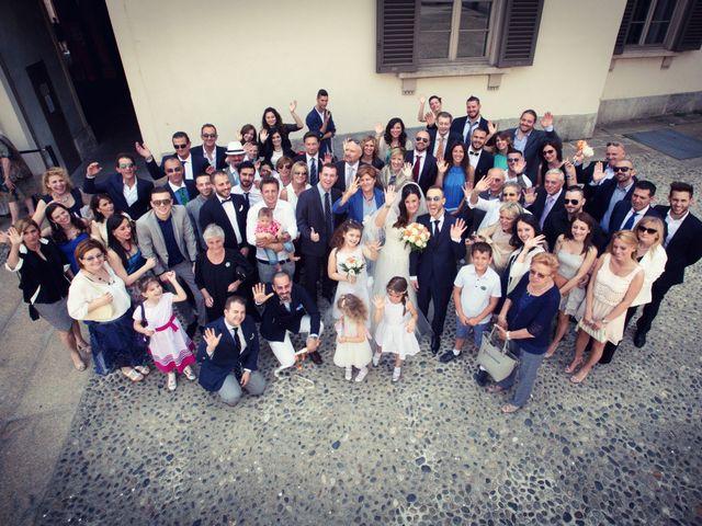Il matrimonio di Mattia e Valentina a Milano, Milano 51