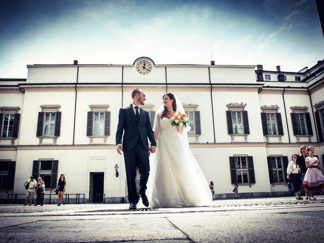 Il matrimonio di Mattia e Valentina a Milano, Milano 53