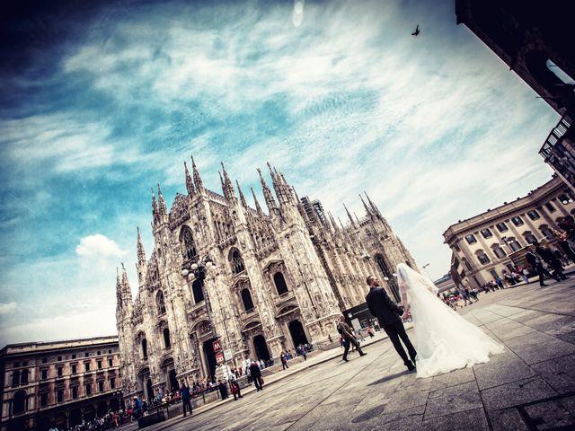 Il matrimonio di Mattia e Valentina a Milano, Milano 57