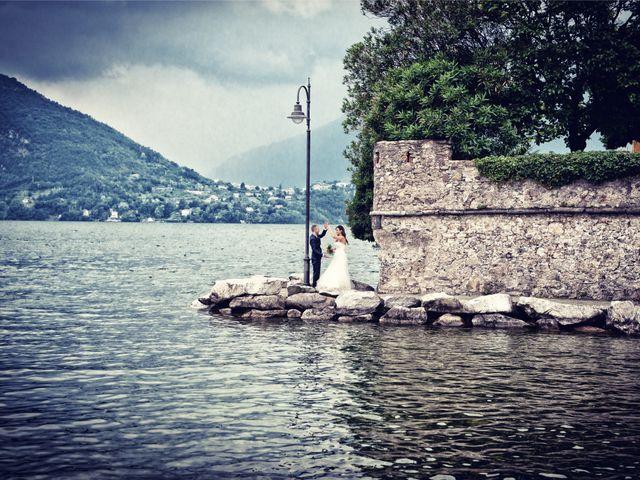 Il matrimonio di Mattia e Valentina a Milano, Milano 61