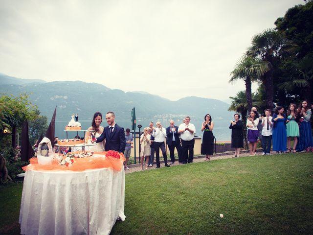 Il matrimonio di Mattia e Valentina a Milano, Milano 71