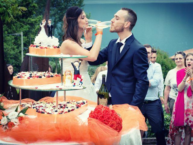 Il matrimonio di Mattia e Valentina a Milano, Milano 73