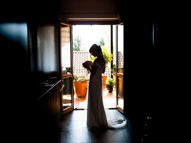 Il matrimonio di Francesco e Daniela a Vimercate, Monza e Brianza 4