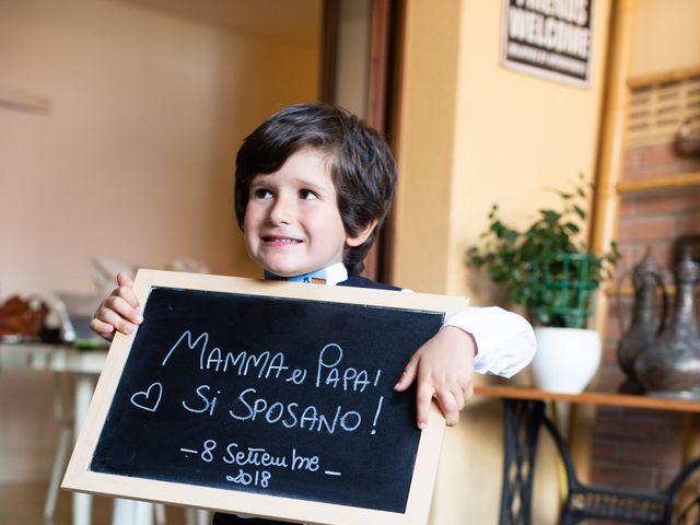 Il matrimonio di Francesco e Daniela a Vimercate, Monza e Brianza 7