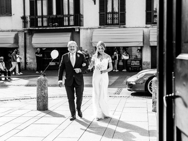 Il matrimonio di Francesco e Daniela a Vimercate, Monza e Brianza 8