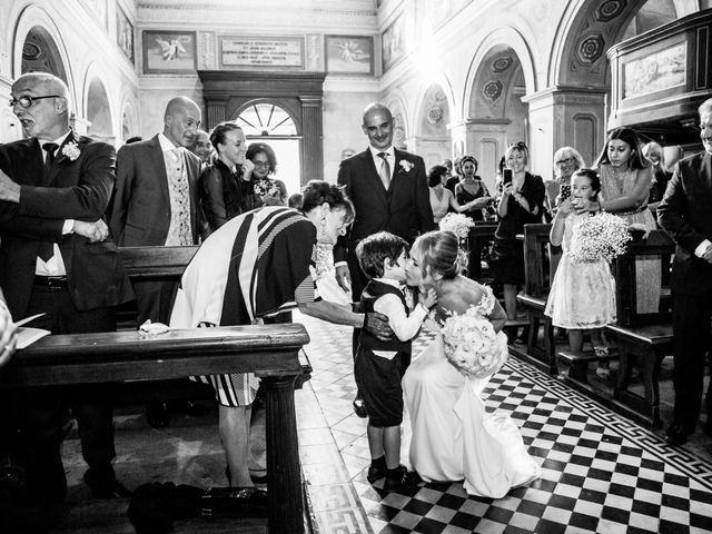 Il matrimonio di Francesco e Daniela a Vimercate, Monza e Brianza 10