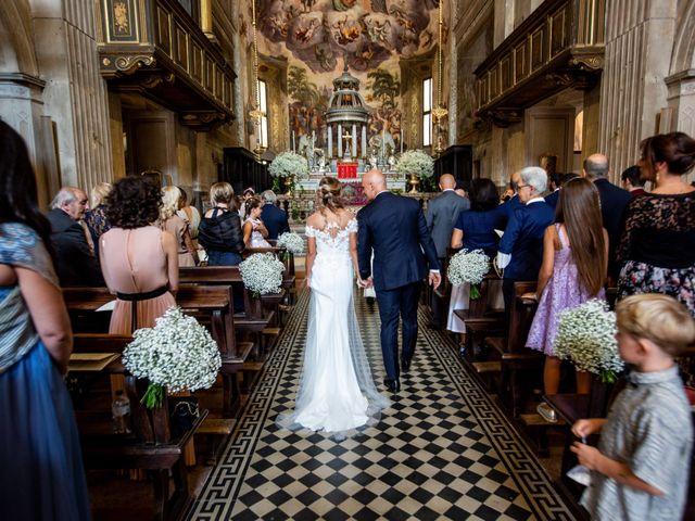 Il matrimonio di Francesco e Daniela a Vimercate, Monza e Brianza 11
