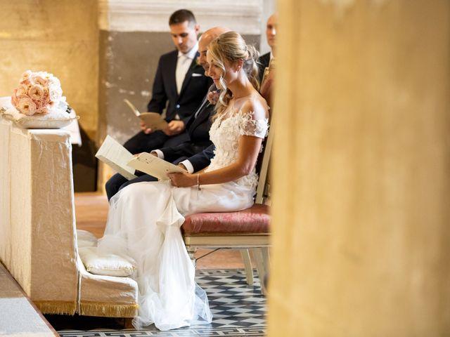 Il matrimonio di Francesco e Daniela a Vimercate, Monza e Brianza 12
