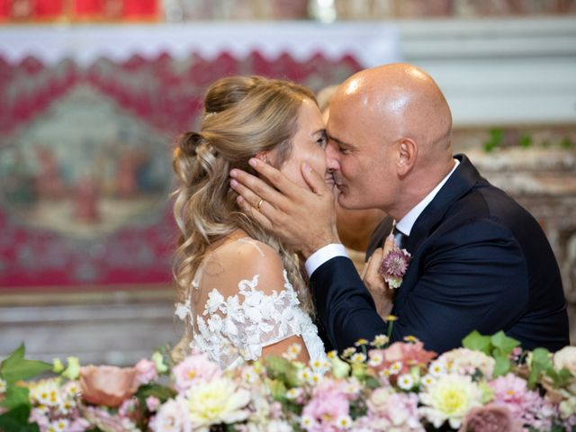 Il matrimonio di Francesco e Daniela a Vimercate, Monza e Brianza 15