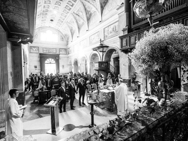 Il matrimonio di Francesco e Daniela a Vimercate, Monza e Brianza 16