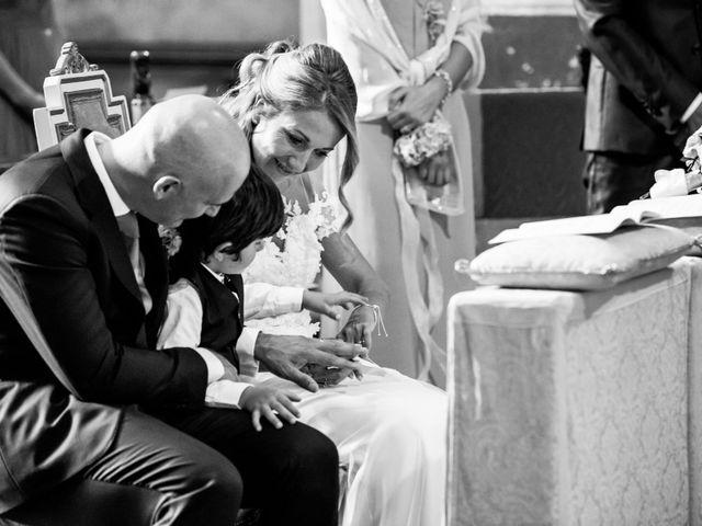Il matrimonio di Francesco e Daniela a Vimercate, Monza e Brianza 17
