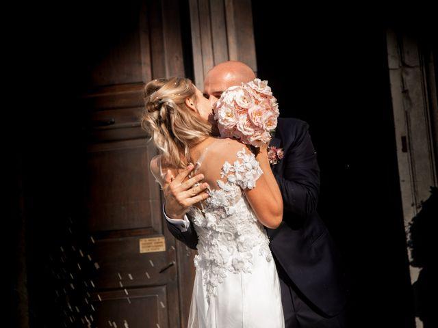 Il matrimonio di Francesco e Daniela a Vimercate, Monza e Brianza 21