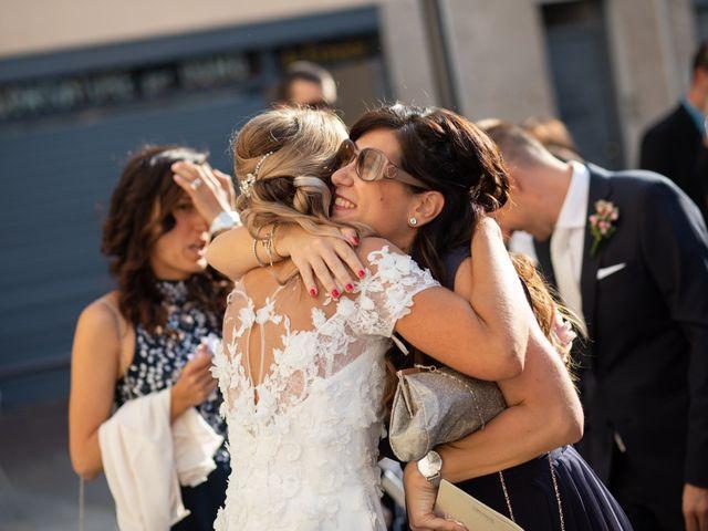 Il matrimonio di Francesco e Daniela a Vimercate, Monza e Brianza 22