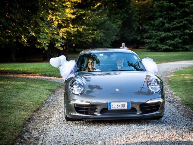 Il matrimonio di Francesco e Daniela a Vimercate, Monza e Brianza 26