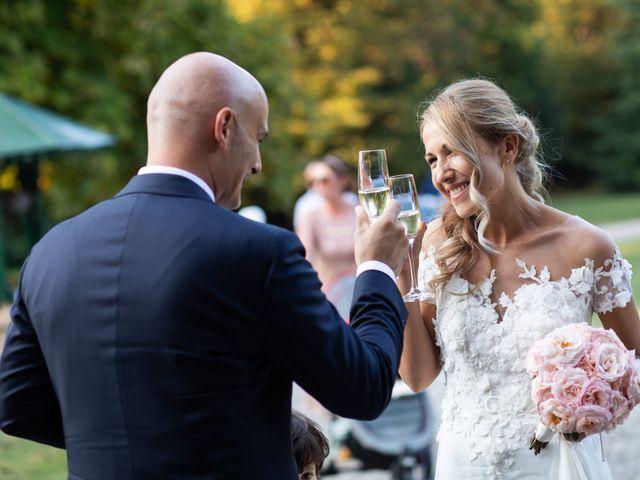 Il matrimonio di Francesco e Daniela a Vimercate, Monza e Brianza 27