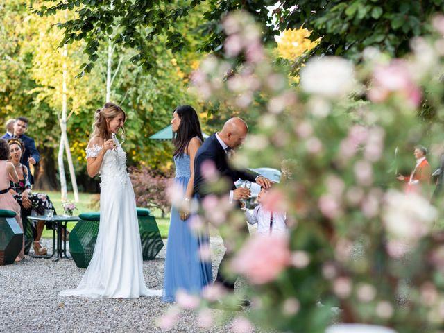 Il matrimonio di Francesco e Daniela a Vimercate, Monza e Brianza 28