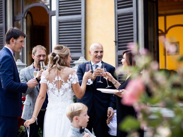 Il matrimonio di Francesco e Daniela a Vimercate, Monza e Brianza 29