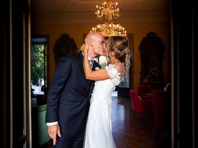 Il matrimonio di Francesco e Daniela a Vimercate, Monza e Brianza 31