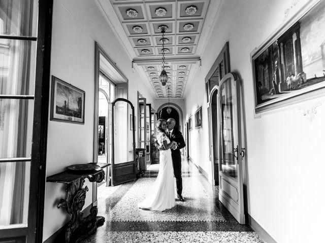 Il matrimonio di Francesco e Daniela a Vimercate, Monza e Brianza 32