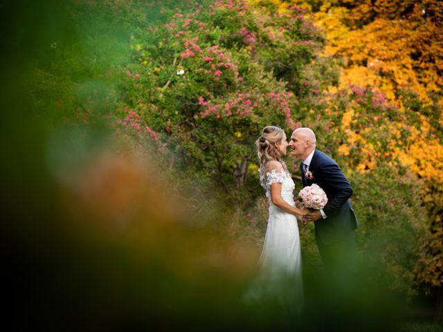 Il matrimonio di Francesco e Daniela a Vimercate, Monza e Brianza 36