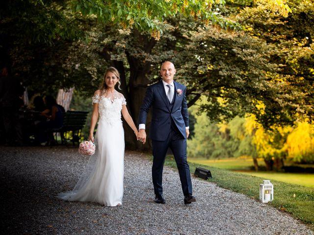 Il matrimonio di Francesco e Daniela a Vimercate, Monza e Brianza 37