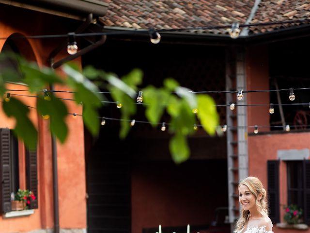 Il matrimonio di Francesco e Daniela a Vimercate, Monza e Brianza 39