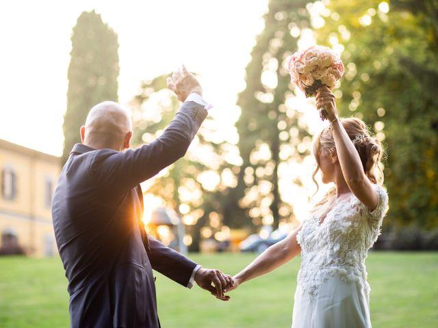 Il matrimonio di Francesco e Daniela a Vimercate, Monza e Brianza 43